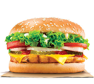 Burger king whopper for Jr fish and chicken menu